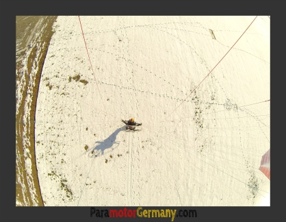 Footdragging Snow