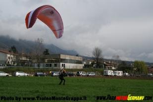 Takeoff in Bassano