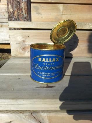 Original Kallax Surströming