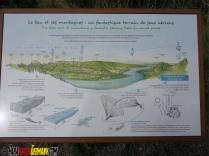 Beschreibung See und Fliegen