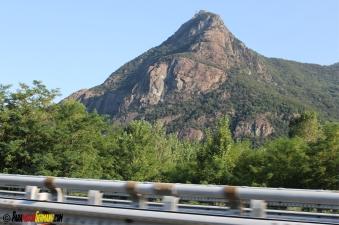 Wieder in den Bergen