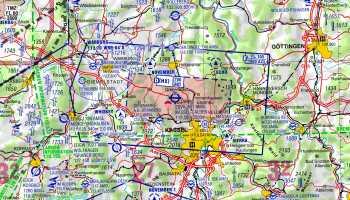 icao karte deutschland pdf ICAO Karte Deutschland Kostenlos | ParamotorGermany.com