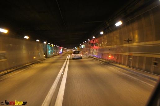 So sieht ein Tunnel aus für den man 54,70€ zahlt