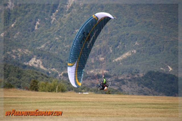 Pilot: Ramon Morillas with Pap1400 and Niviuk Doberman