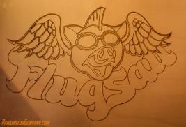 Flugsau