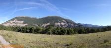 Mountains around Aspres-sur-Buech