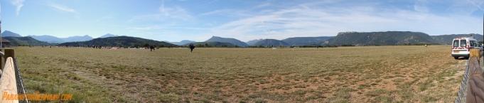 Airfield Aspres-sur-Buech