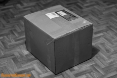 Package arrived today