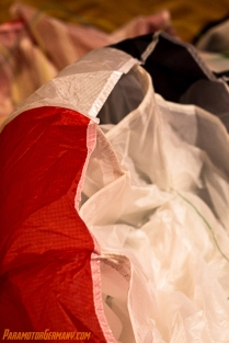 Leading Edge with plastic spars