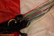 Lineshackles and Stabilo Tip Steering handle