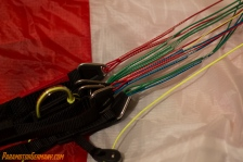 Lineshackles and Stabilo Tip Steering handle
