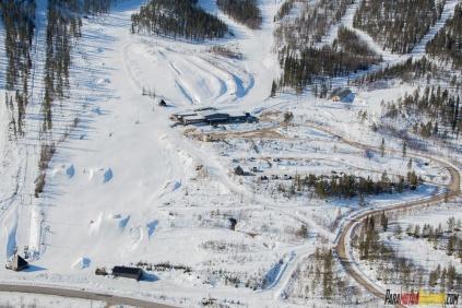 Svanstein Ski Resort