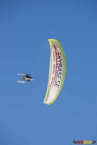 Contact Skybase.se for Tandem flights