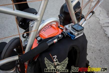 Monopod and Aluminium Screw