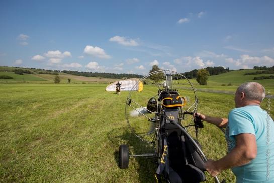 Zu wenig Wind für Groundhandling?