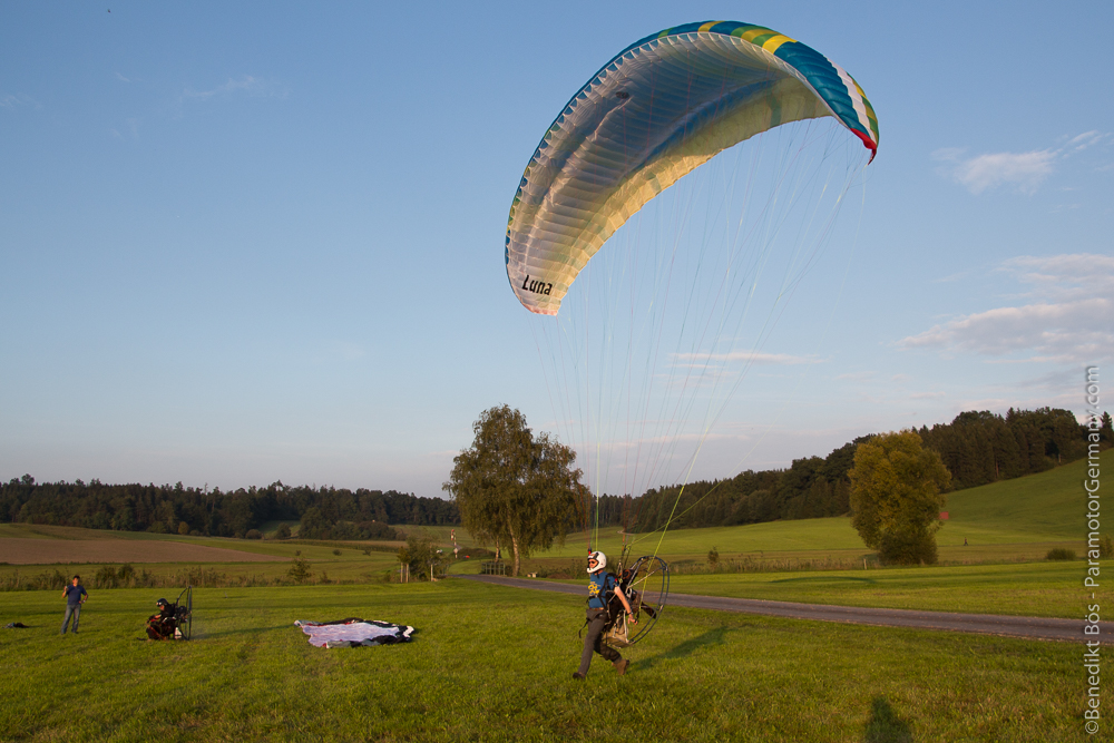 Super Landung