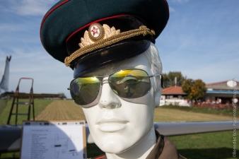 Schweigsamer Pilot