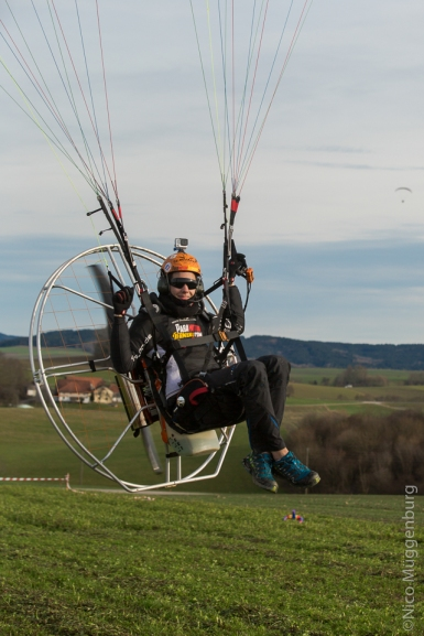 Low pass with my Rodeo by Paralon.de