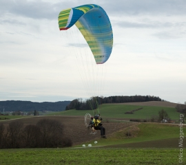 Pilot testfly the Luna22