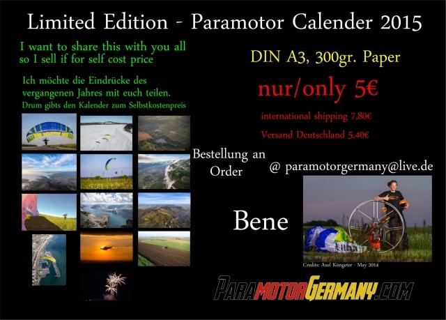 Kalender 2015 i