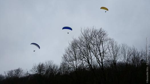 Benni flying high =)