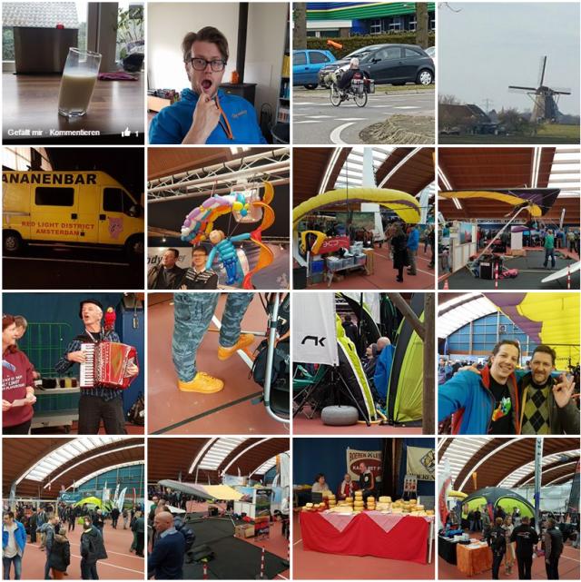 Expo Leiden - Niederlande